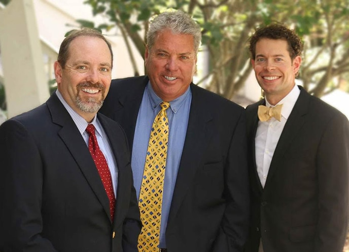 Savannah implant dentists, Dr. Durham, Dr. Strickland and Dr. Reeves