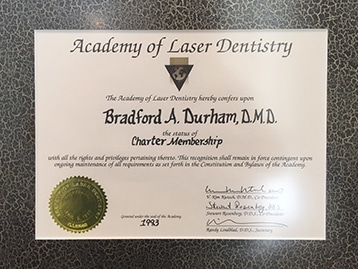 Academy of Laser Dentistry