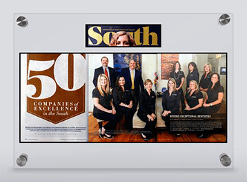 South Magazine Best dentist