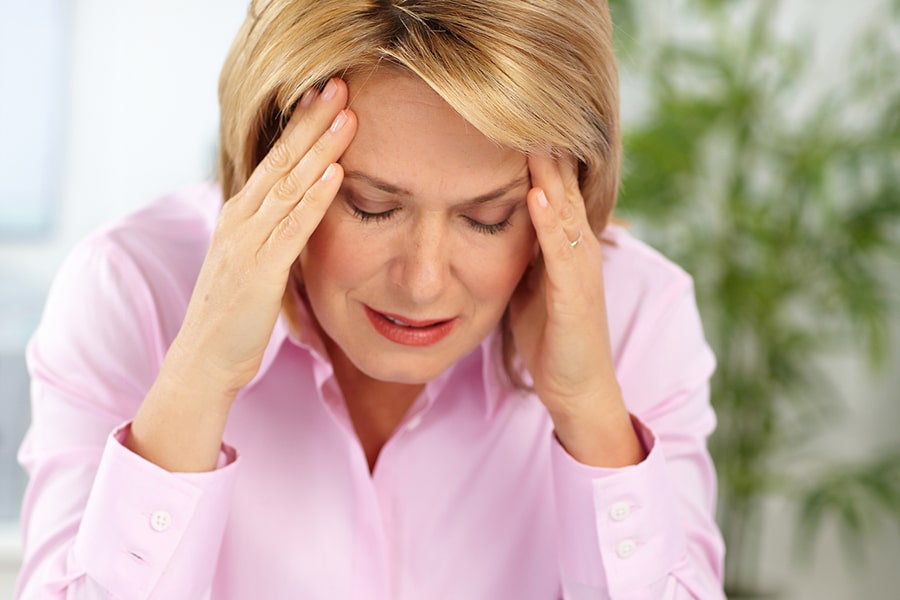 Stress might not be the only thing triggering your migraines