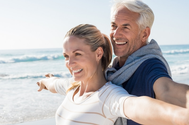 Dental implants give you something to smile about