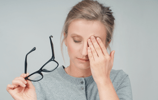 TMJ and Eye Pain