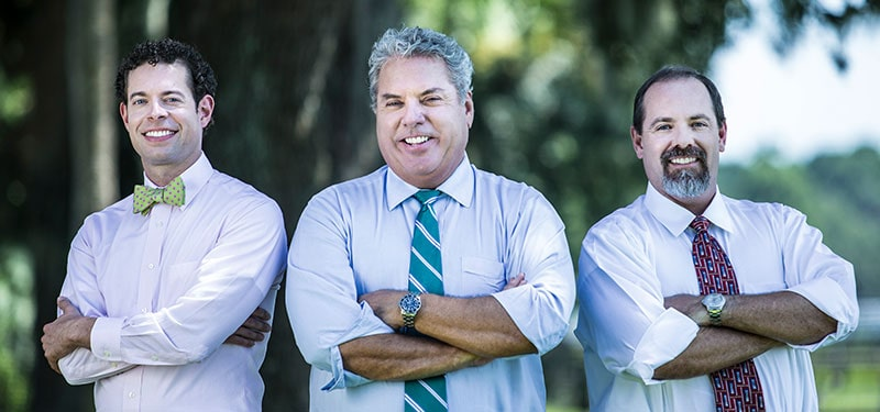 Cosmetic Dentists Savannah - Dr. Rod Strickland, Dr. Ryan Reeves and Dr. Brad Durham