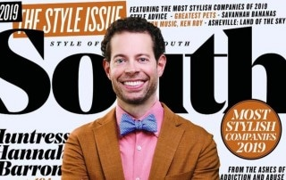 South Magazine Featuring Dr. Ryan Reeves